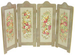 P4012 Soft Fruit and Floral Firescreen Download $4.95