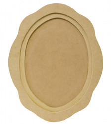 DCC #20 Oval 2 Step Tray