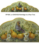 VP1001 Partridge Video Packet Download