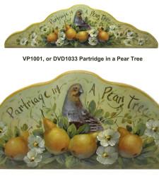 VP1001 Partridge Video Packet Download
