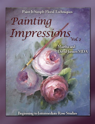 B5007MD Painting Impressions Vol. 2- Video Book Disc