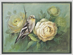 DVD1036- American Goldfinch Paint It Simply