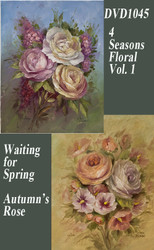 DVD1045 4 Seasons Floral Vol. 1