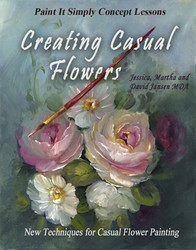 B5012MD Creating Casual Flowers- Disc