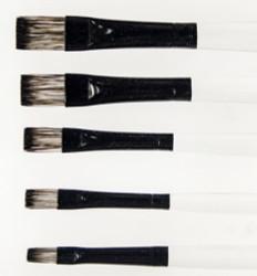 Fusion Flat Brushes