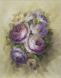 DVD1053 Vignette Florals MP4 Download
