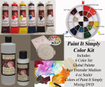 Paint It Simply Color Kit