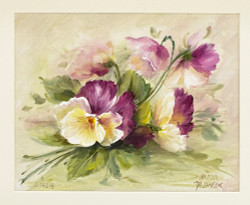 MS1005 Pansies