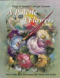 B5015E A Palette of Flowers- Download
