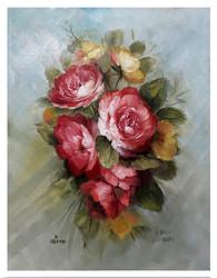P5036D Banks Red Rose- Download