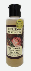 Heritage Gouache / Watercolor Medium - 4oz.