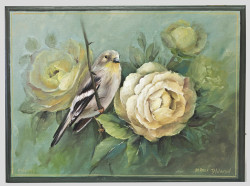 L1036- American Goldfinch Paint It Simply