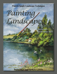 B5008 - Painting Landscapes- Printed