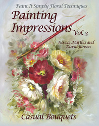 B5018 Painting Impressions Vol 3- Printed