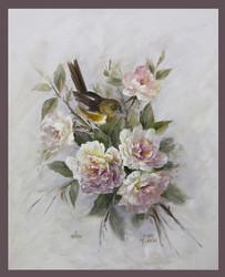 DVD1089 Towhee's Garden- Paint It Simply