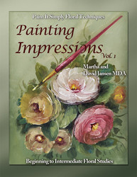 Painting Impressions Vol. 1 Printed
