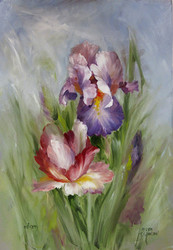 DVD1099- Painting the Iris- Paint It Simply