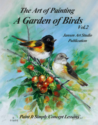 B5028 Garden of Birds Vol. 2- SPECIAL BUNDLE