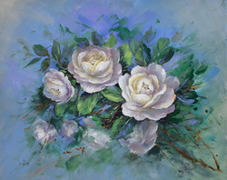 DVD-A504 Iceberg Roses- Art of Painting