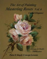 B5039 Mastering Roses Vol. 6- Casual Elegance