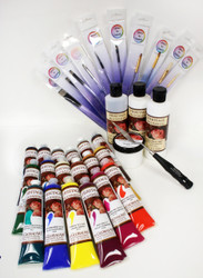 The Art of Landscape Painting Class Kit