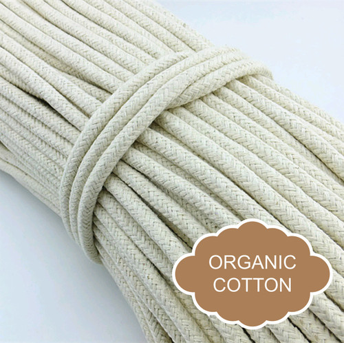 Organic Cotton Clothesline Rope