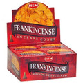 HEM Frankincense Incense Cones