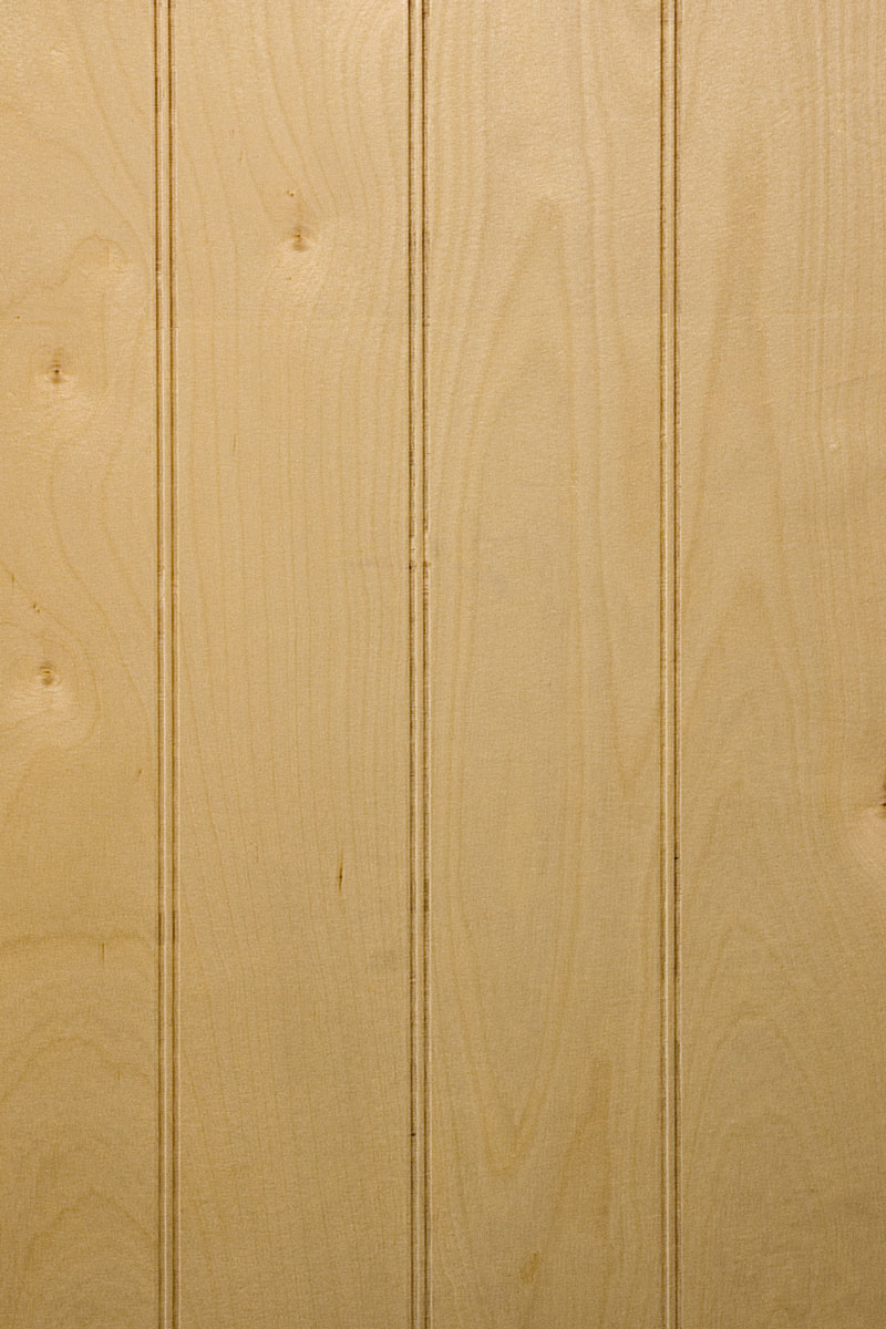 Birch Wood Wall Paneling : Wood veneer paneling paintable unfinished birch