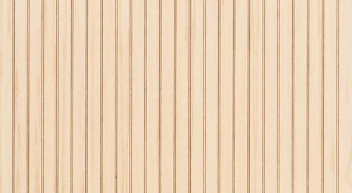 Beaded Wainscot Paneling | Unfinished Birch Wood Paneling