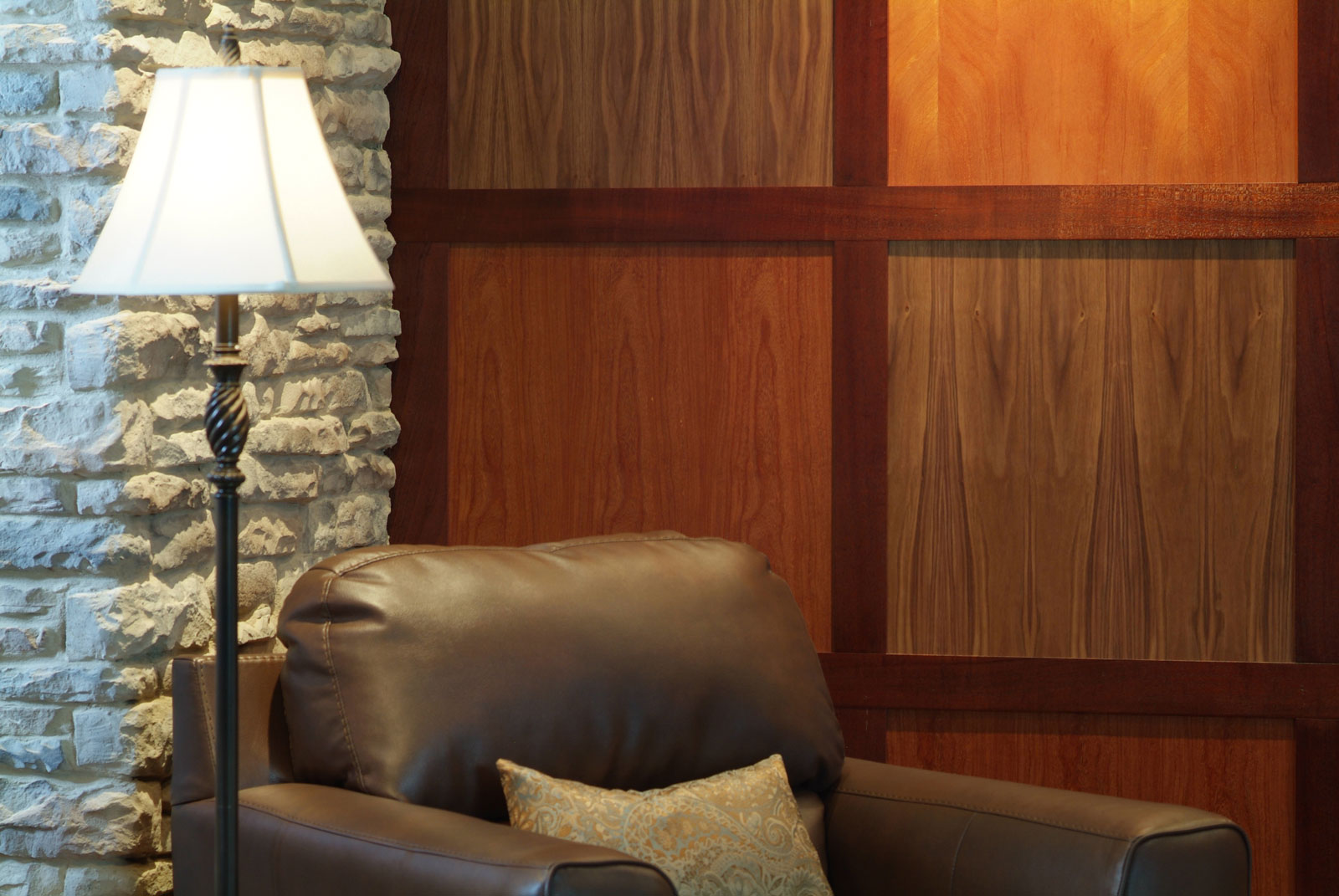 Modern Wall Paneling Details