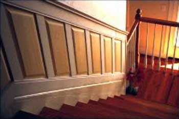 Wainscot Wall Panels For Stairs