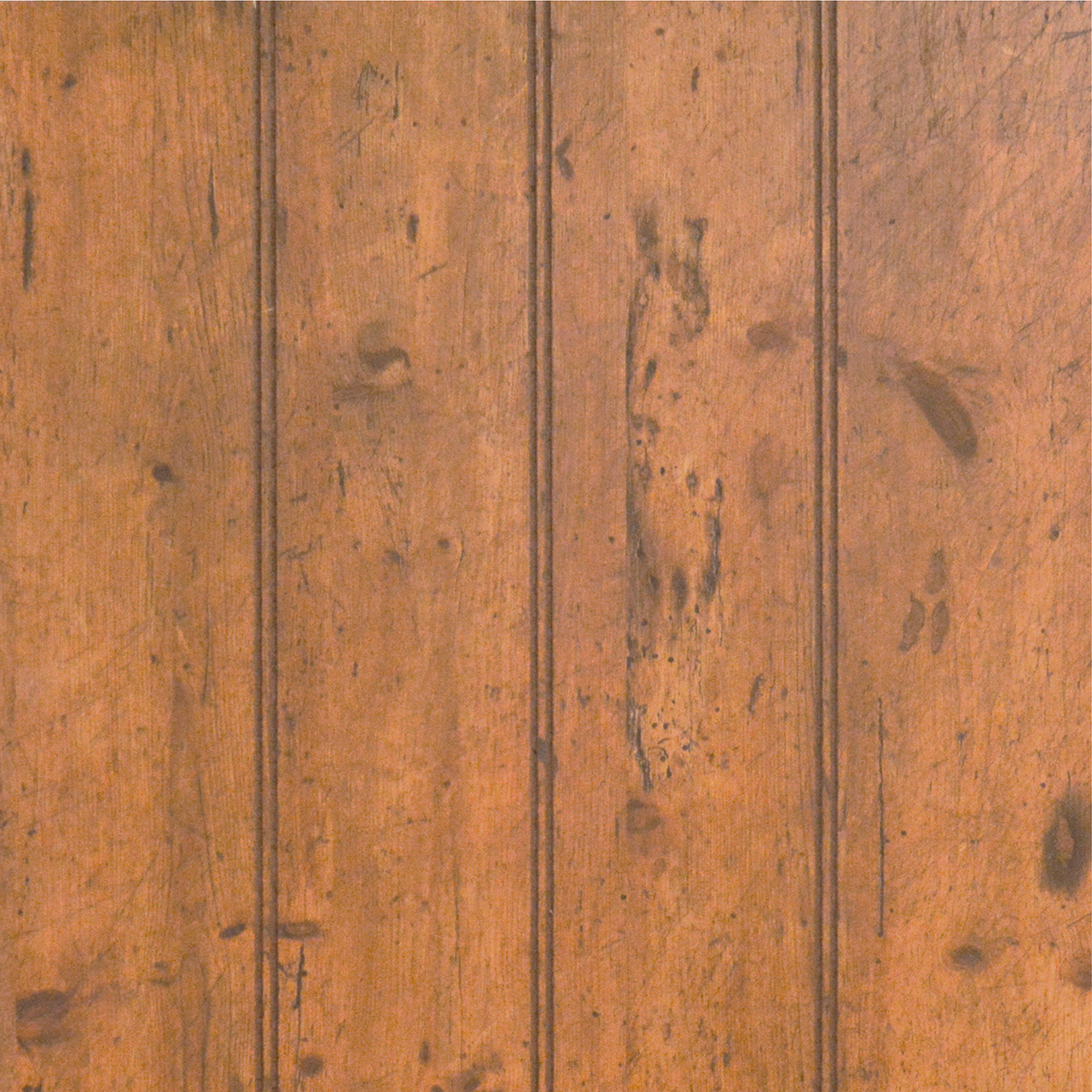 Plywood Paneling Wine Cellar Oak Beadboard Vintage