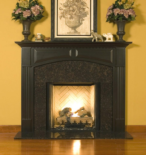 Wood Fireplace Mantels Lennox American Collection