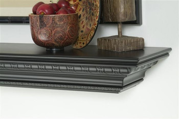 Hillview customized  mantel shelf