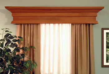 The comes in multiple crown molding designs