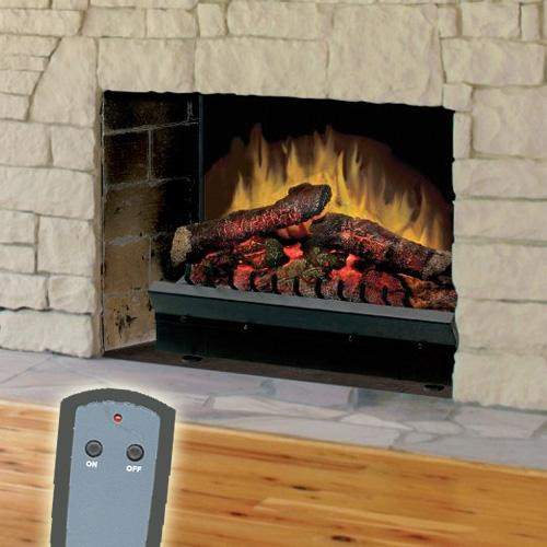 Electric Fireplace Insert | Dimplex | Deluxe
