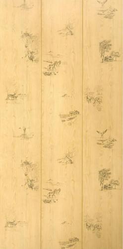 Hunters Woods 4x8 paneling