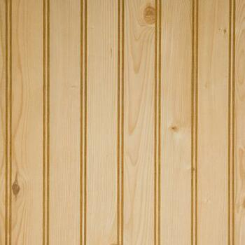 Beaded pine beaded wall paneling in either 3.6mm or 5.2mm thickness