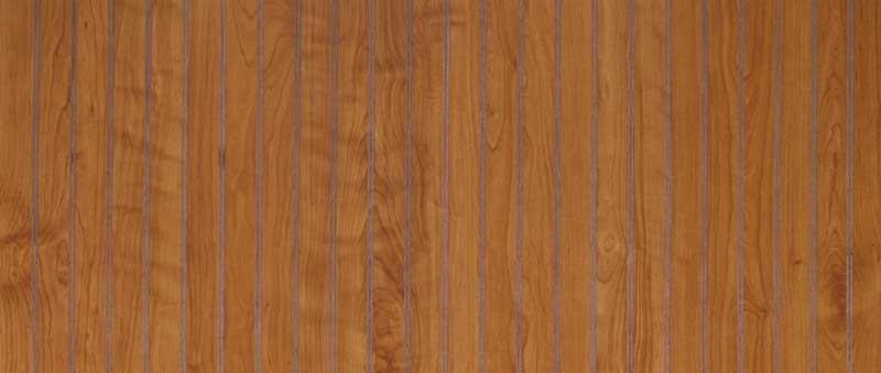 """Williamsburg Cherry Beaded Wainscot Height Paneling.  48""""W x 32""""H"""