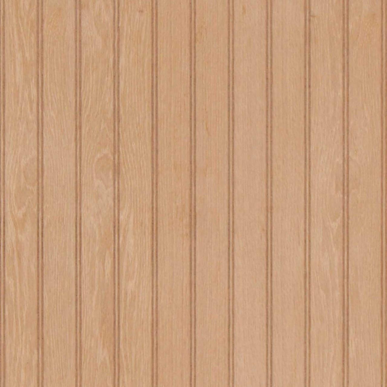 Wood Paneling Beadboard Unfinished Red Oak Veneer 2 Inch