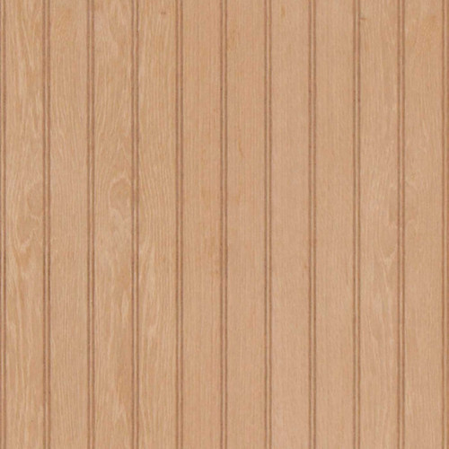 beaded oak veneer paneling ready to finish