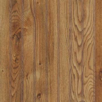 Gallant Oak medium brown beadboard paneling