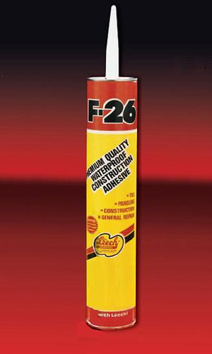 F26 Commercial Strength Masonry Adhesive 10.3 oz cartridge
