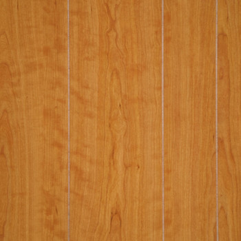 Light Autumn Cherry paneling