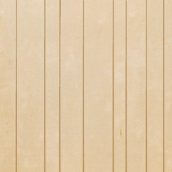 Random Groove Unfinished Birch paneling, ready for priming and paint, or your stain finish