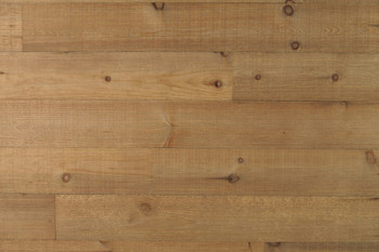 Classic Rustic Pine Planking in Autumn Wheat