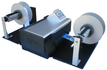 Lease your VIPColor VP485 label printer from DuraFastLabel.com