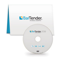 BarTender 2016 Enterprise Automation Edition with 50 Printer License (BT16-EA50)