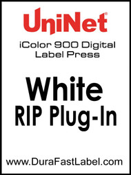 UniNet White RIP Add-On Plug-in For iColor 900 Label Printer