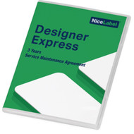 NiceLabel 2017 Designer Express, 3 Year SMA